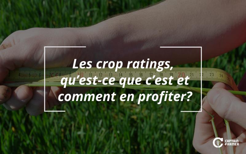 crop rating
